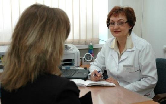 Отсутствие менструации у женщины