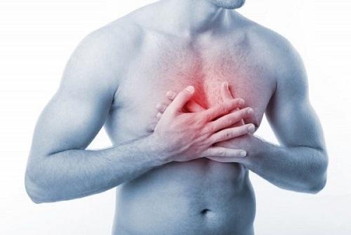 Колит в груди