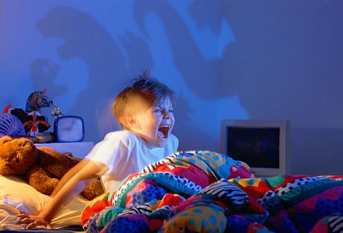 Кошмары во сне