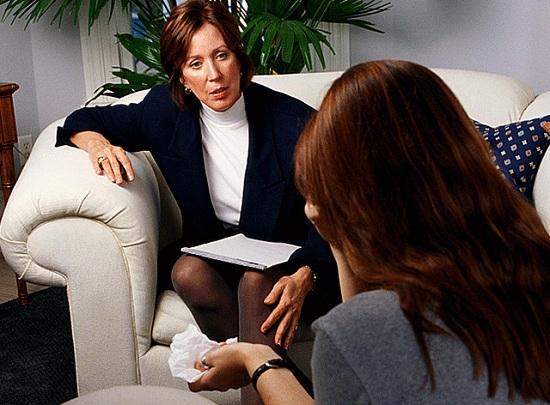 Беседа с психологом