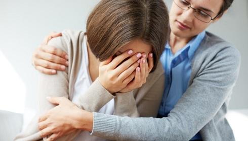 поддержка при депрессии